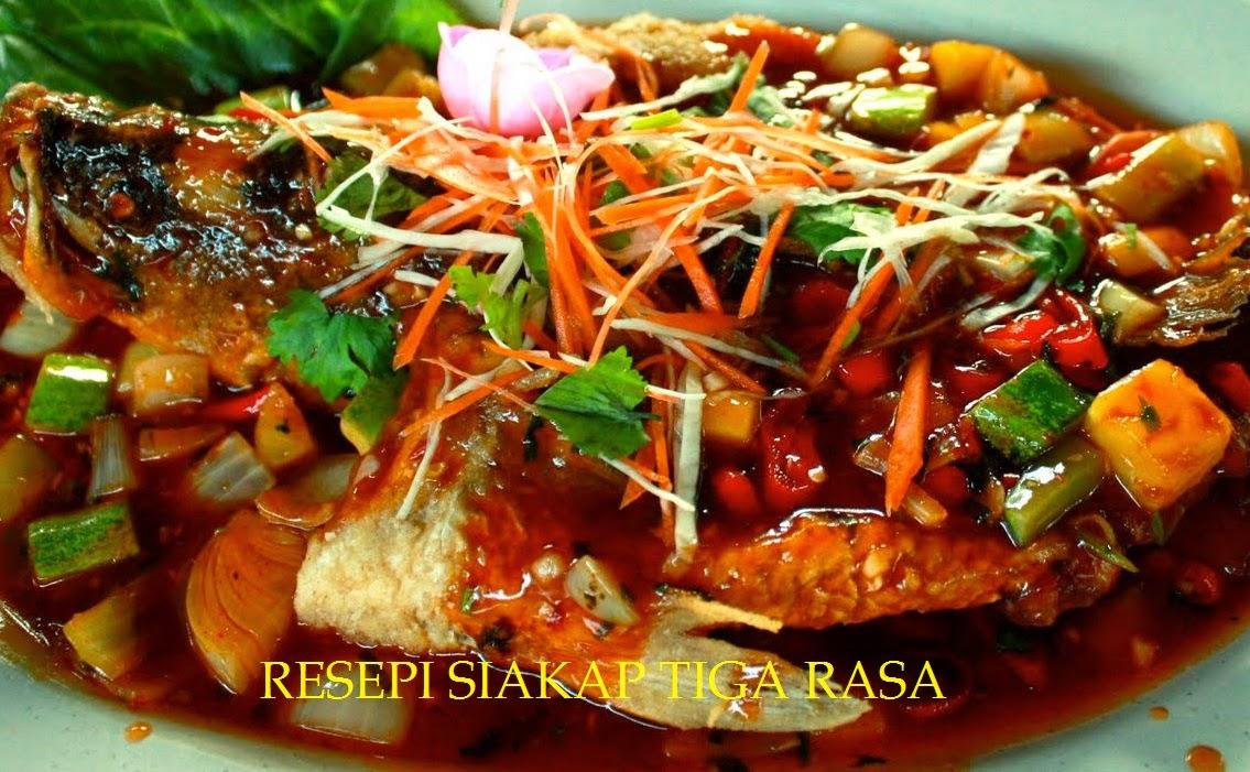 Image Result For Resepi Ikan Siakap  Rasa Ala Thai