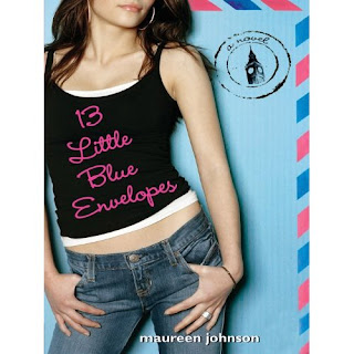 Book Review: 13 Little Blue Envelopes by Maureen Johnson