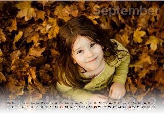 رزنامة 2012 للاطفال Kids Calendar 2012