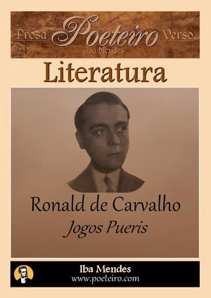 Jogos Pueris, de Ronald de Carvalho gratis em pdf