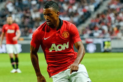 Luis Nani Winger Manchester United 20132014
