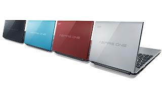 Harga Laptop Acer Terbaru 2012