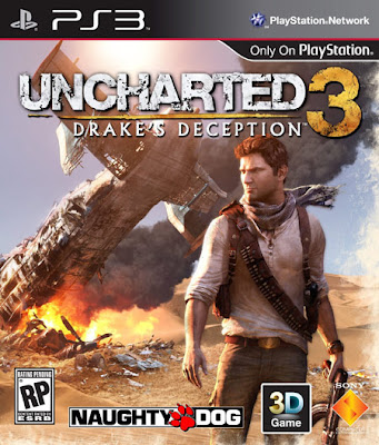 Uncharted 3: Drake S Deception ps3