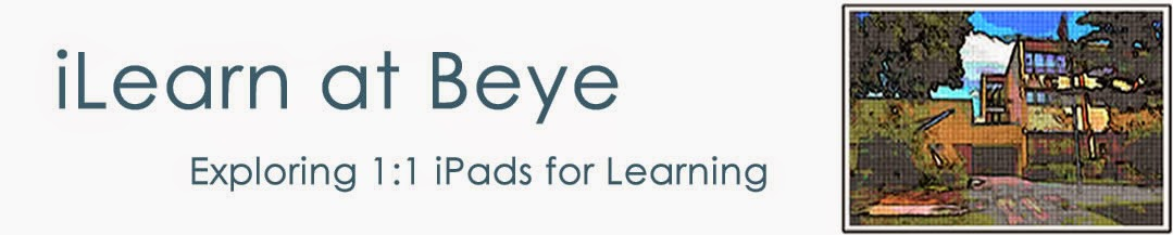 iLearn at Beye