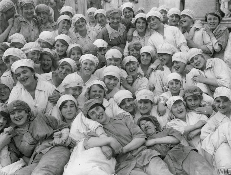 the employment of women in industry during the first world war essay World war i term papers (paper 3056) on social, political and economic effects of wwi: social, political and economic effects of wwi essay submitted by unknown.