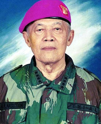 Otobiografi Tokoh Dunia: Abdul Haris Nasution Biografi