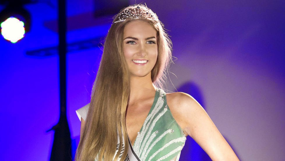 Miss Universe Norway 2014 winner Elise Dalby Gronnesby