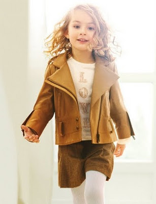 Chloé Kids Fashion 2011
