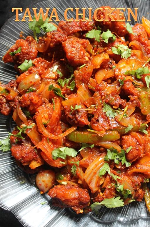indian chilli chicken recipe dry