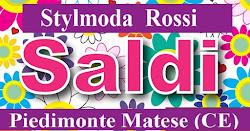 ATELIER STYLMODA ROSSI  - Via D. Alighieri,4  PIEDIMONTE MATESE (CE) Tel.0823/913177