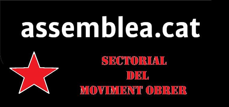 ANC Sectorial del Moviment Obrer