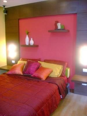 quartos planejados Dormitórios escarlate