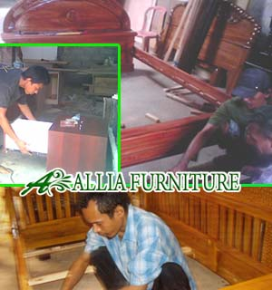 Proses Finishing Furniture Politur Final Report