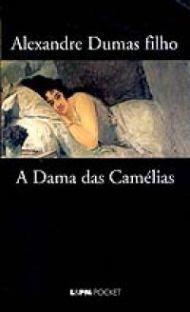 livro a dama das camélias