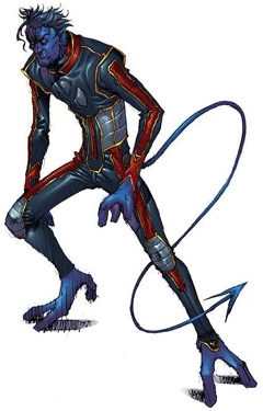 Nightcrawler Cool Picture