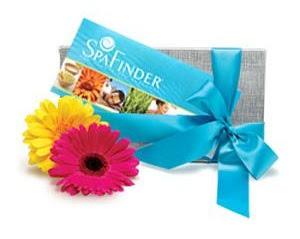 SpaFinder giveaway