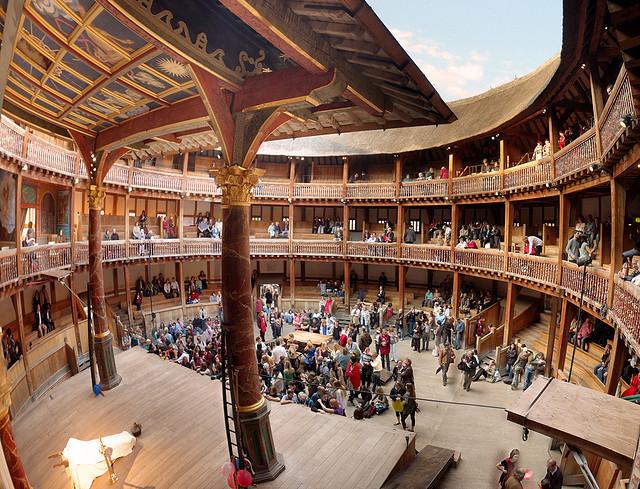 Globe Theatre, Londres