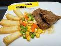Steak Daging Sapi Sedap
