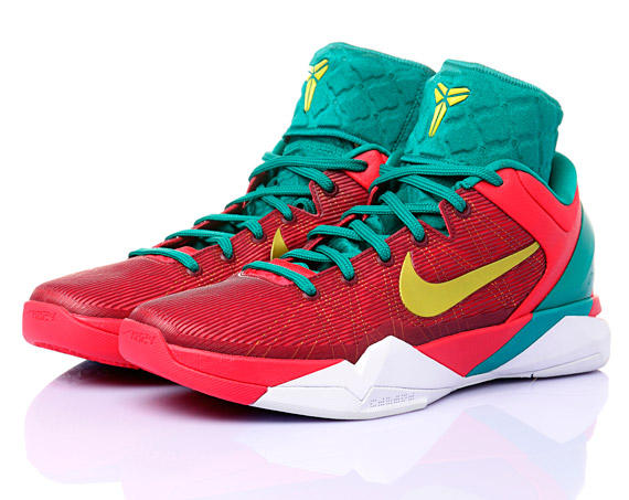 kobe 7 dragon shoes