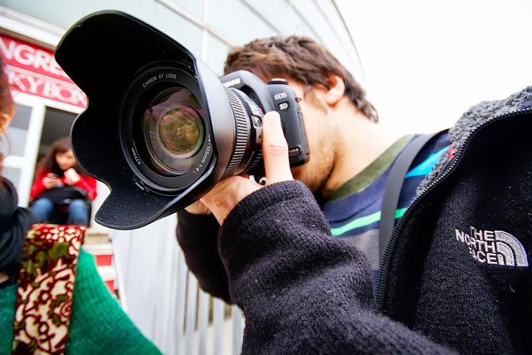 Simone il nostro fotografo