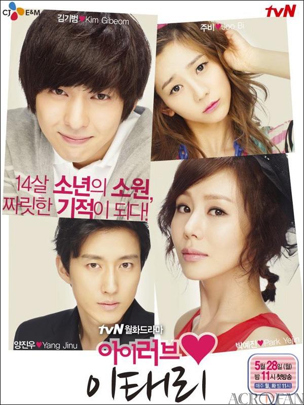 SINOPSIS I Love Italy Drama Korea Terbaru Mei 2012