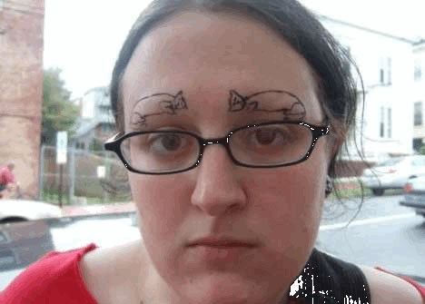 Eyebrow Tattoo