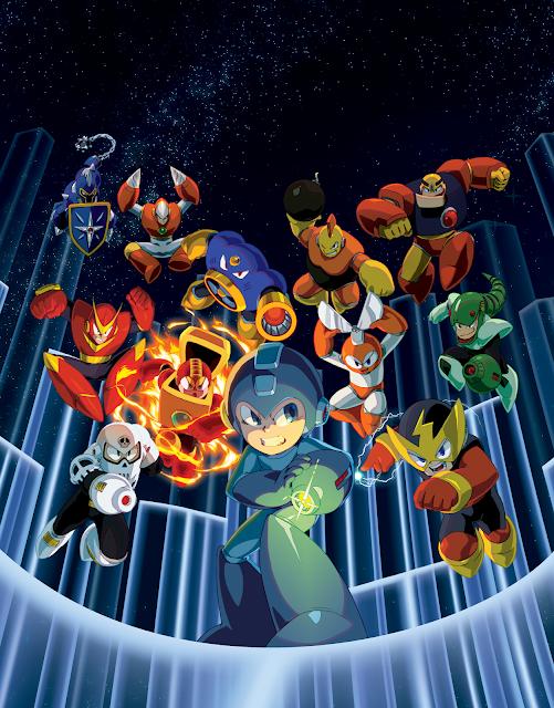 Revive los inicios de la franquicia con Mega Man Legacy Collection