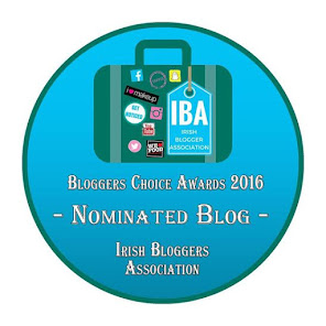 IBA Blogger's Choice Awards Nominee 2016