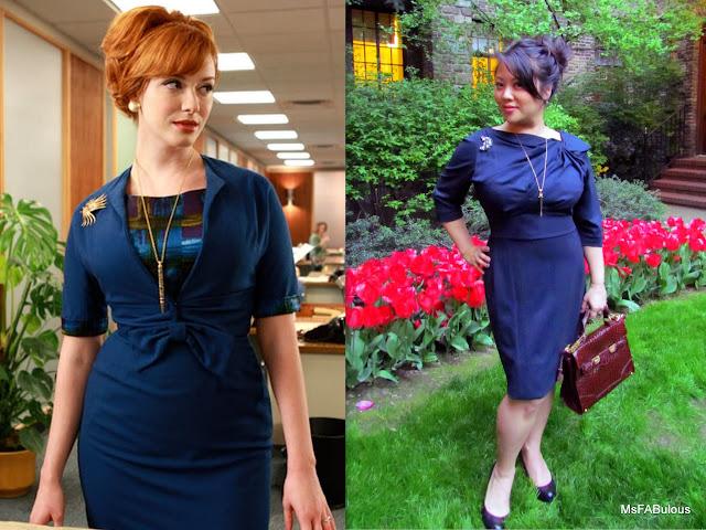 mariana leung mad men look