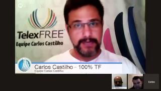 Comunicado Carlos Castilho aos divulgadores da TelexFREE