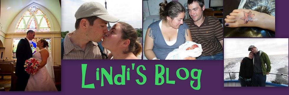 Lindi's Blog