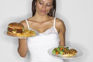 как надо питаться чтобы похудеть женщине