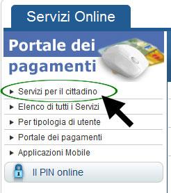 servizi per il cittadino