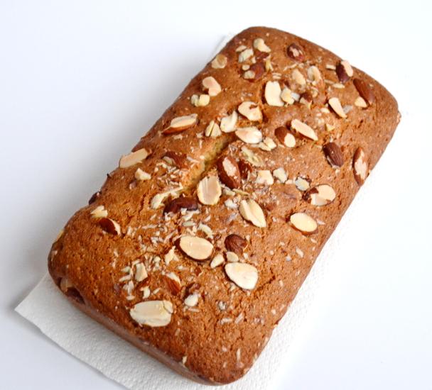 Almond Loaf Cake Recipe