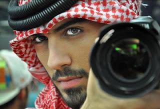 foto Omar Borkan, foto omar borkan ganteng, tampan