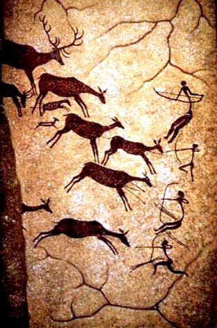 Lascaux, 15000 BCE