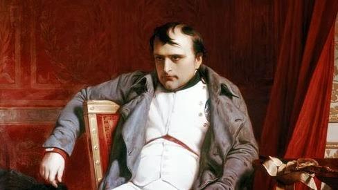 Napoleon, resignado y decepcionado