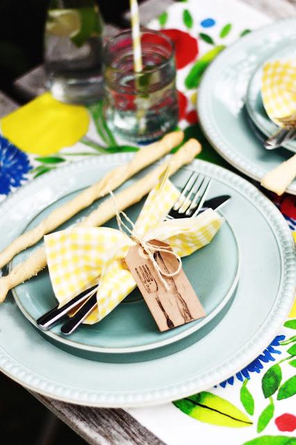 Gartenparty für zwei, Gartenparty Tischdekoration, Diy, Party, schönes Geschirr