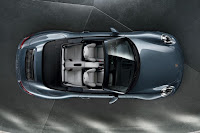 Porsche 911 Carrera Cabriolet (2016) Top
