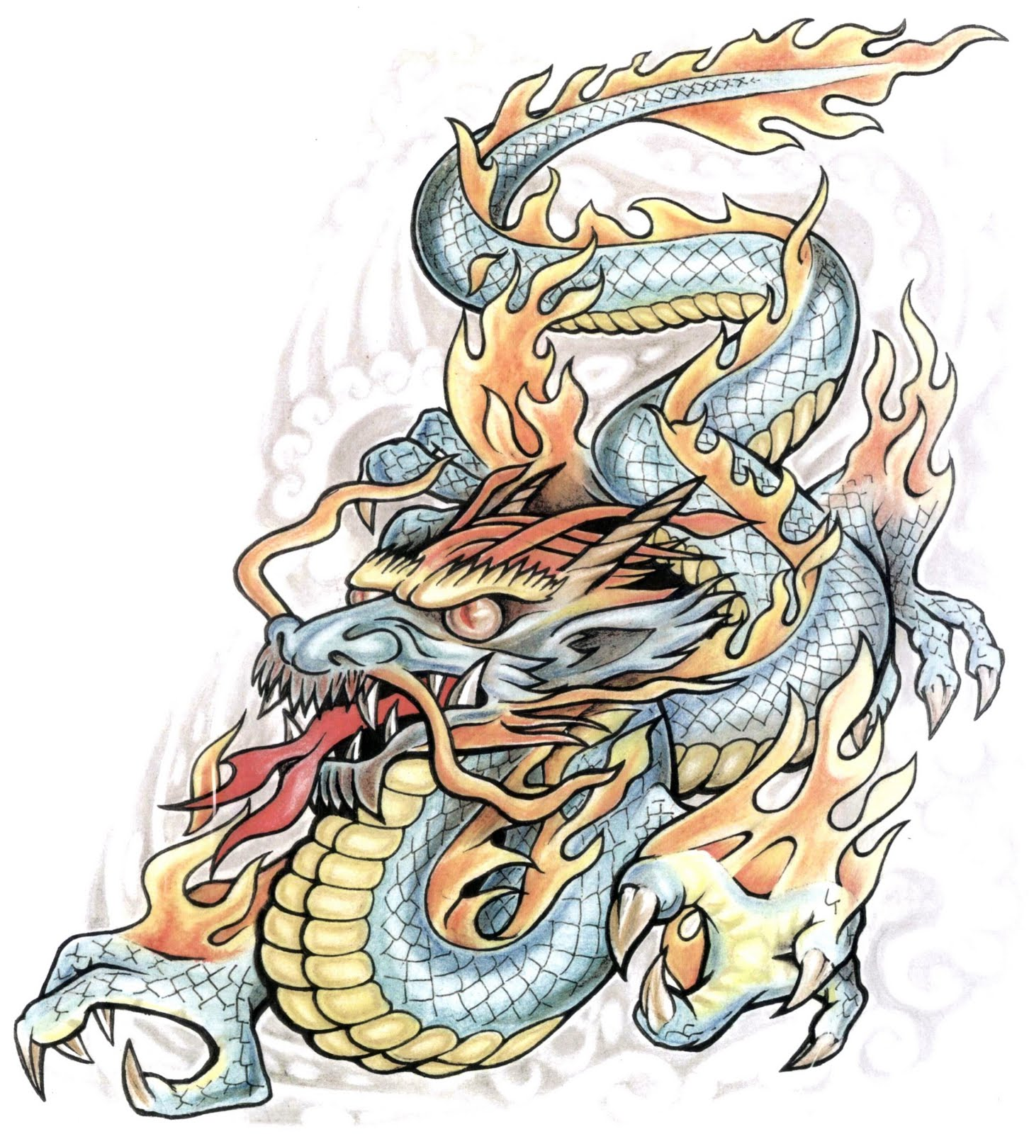Men tribals tattoos dragon tattoo popular choice for many styles shapes