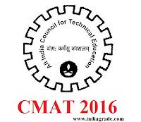 CMAT 2016 Syllabus