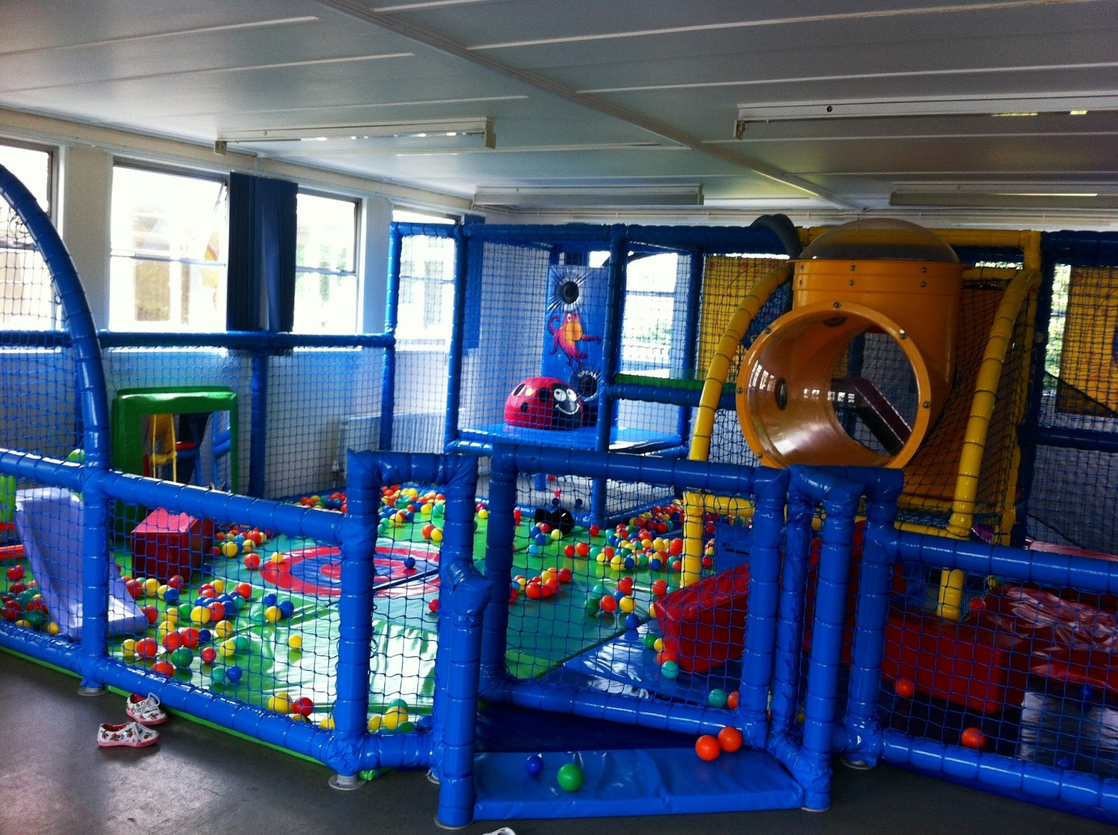 Boing Soft Play Amp Multi Activity Centre For Babies