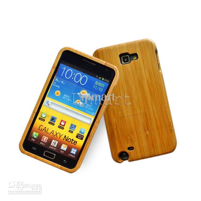 Bamboo Galaxy S3 Case4