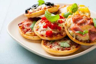 Teknik Pembuatan Pizza Mini Yang Mudah