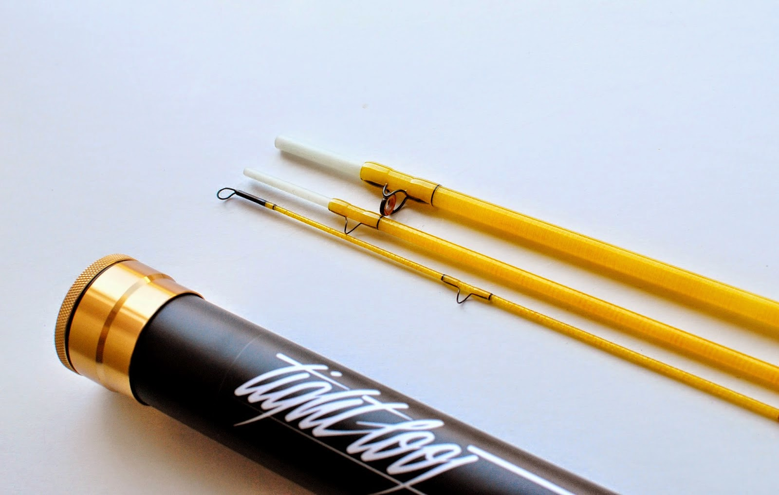 The fiberglass manifesto tightloop fly rods three new for Swift fly fishing