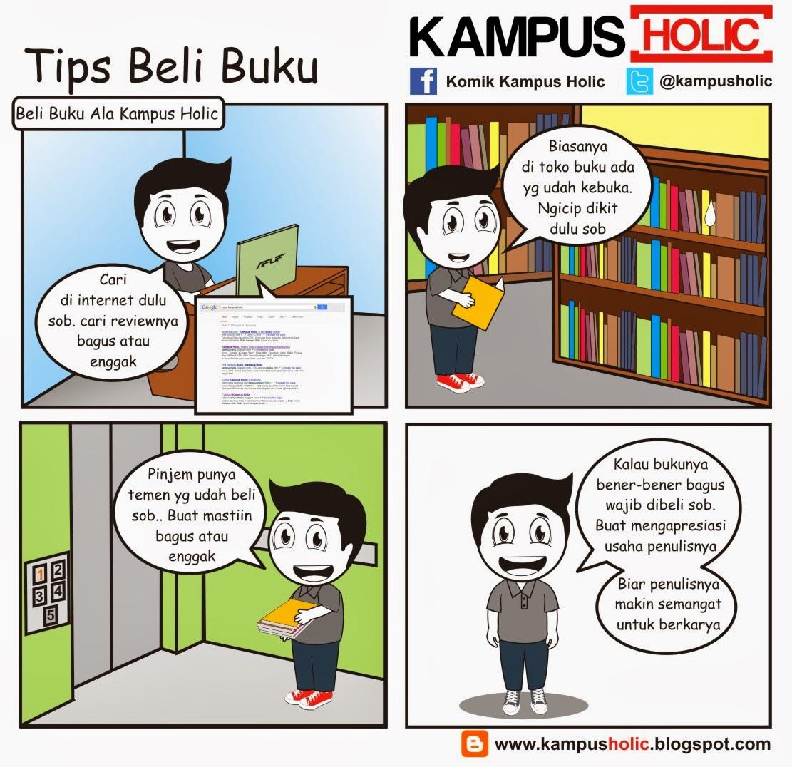 #453 Tips Beli Buku