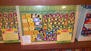 To Buy another day : Magnetic Chore Chart