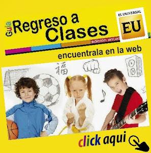 ANUNCIATE YA!!! EN GUIA REGRESO A CLASES 2015