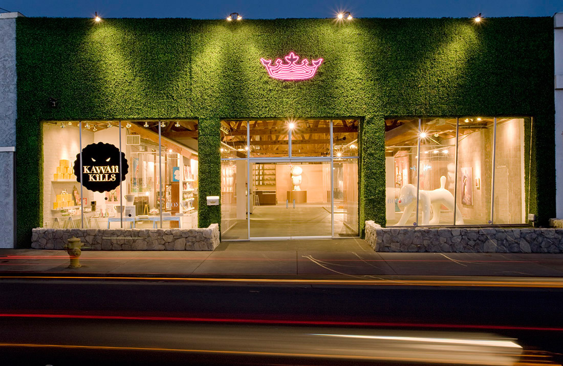 royalt restaurant california usa on the idea of designers