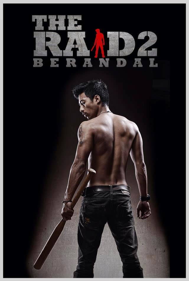 Film The Raid 2 Berandal Cover